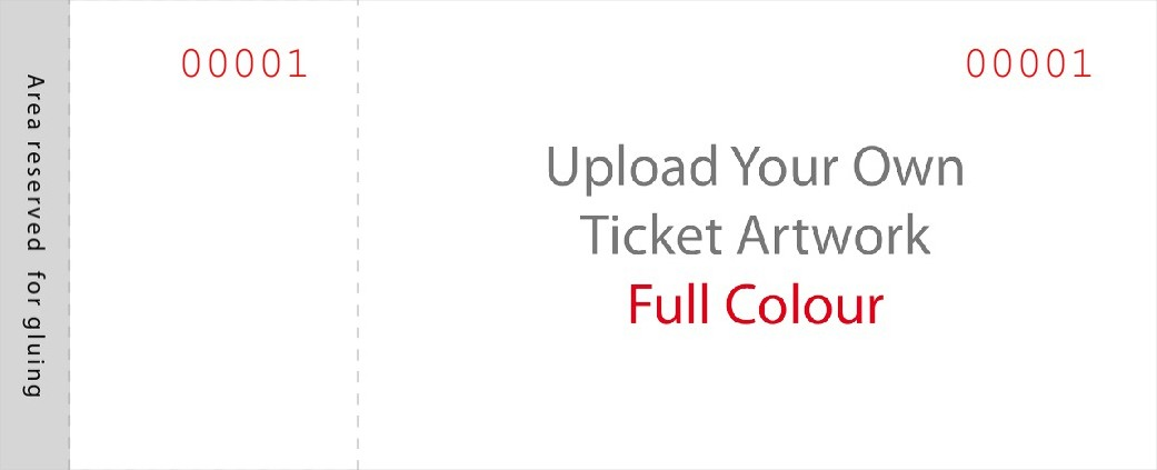 Upload your own artwork- COLOUR