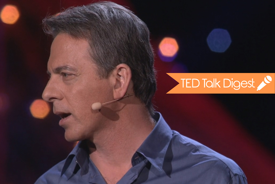 TED Talk Digest: The way we think about charity is wrong