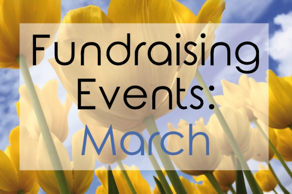 march fundraising events